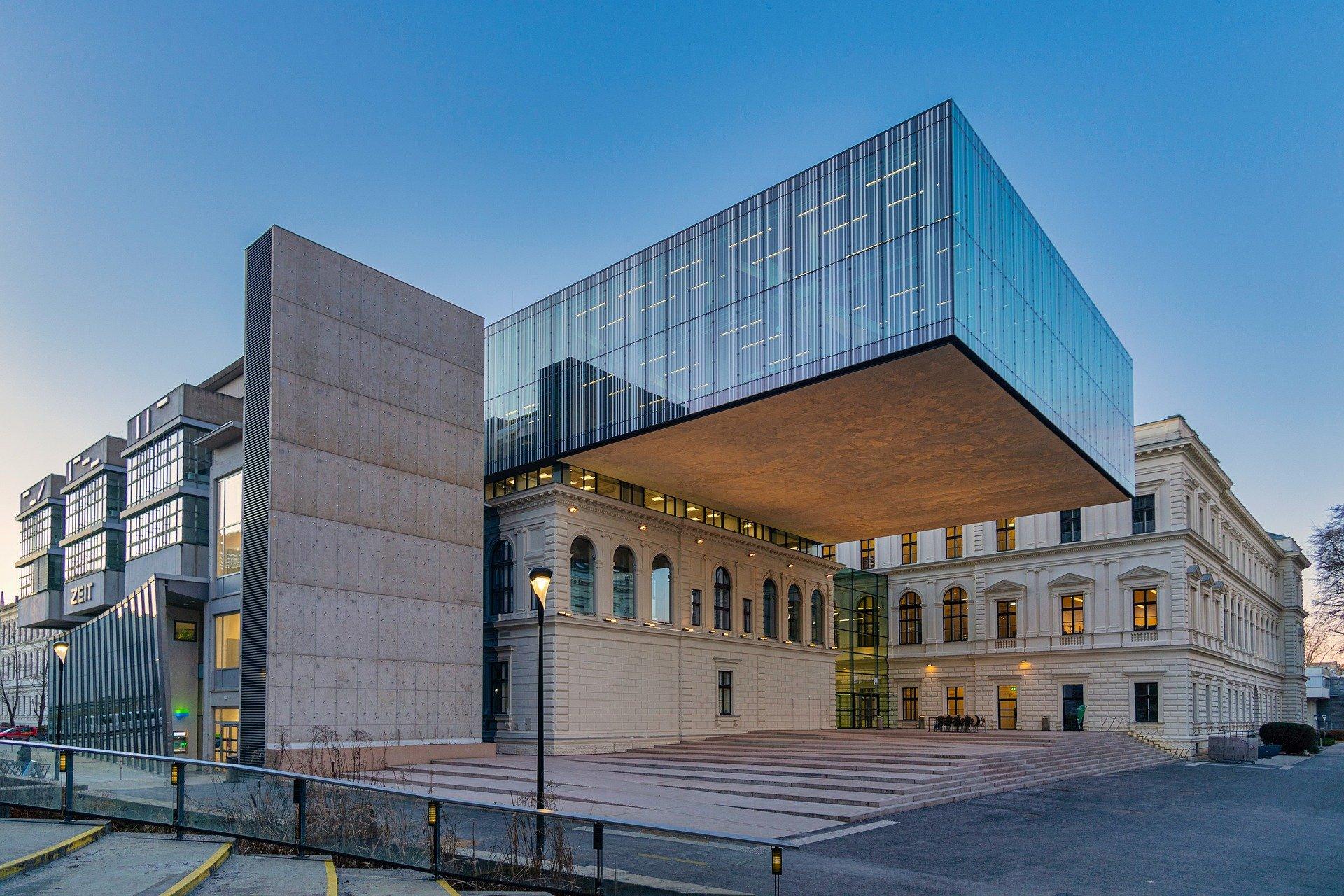Library of the University of Graz in Austria