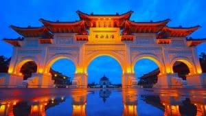 Studying in Taiwan
