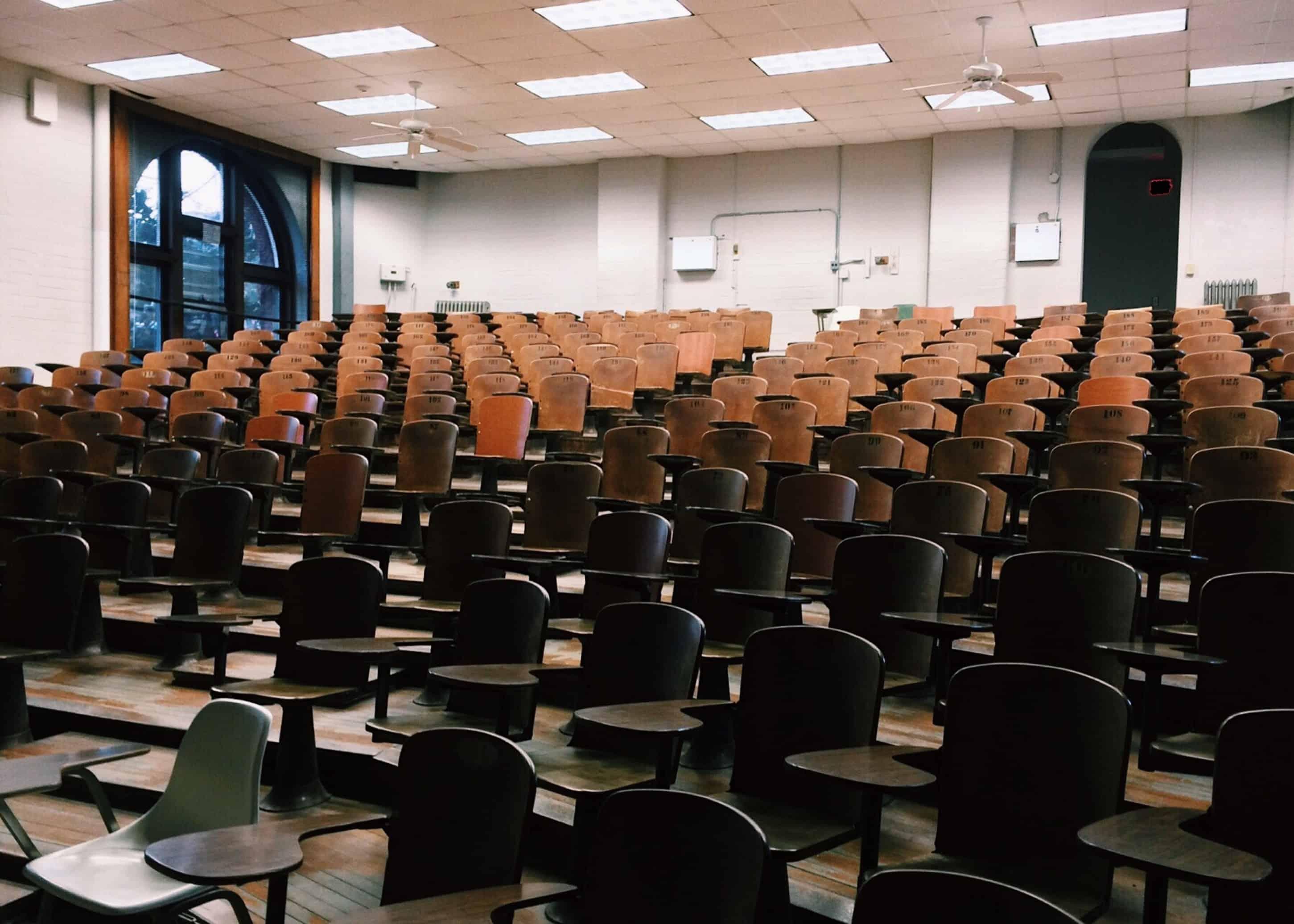 University Lecture Halls